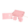 Pink separate items 1