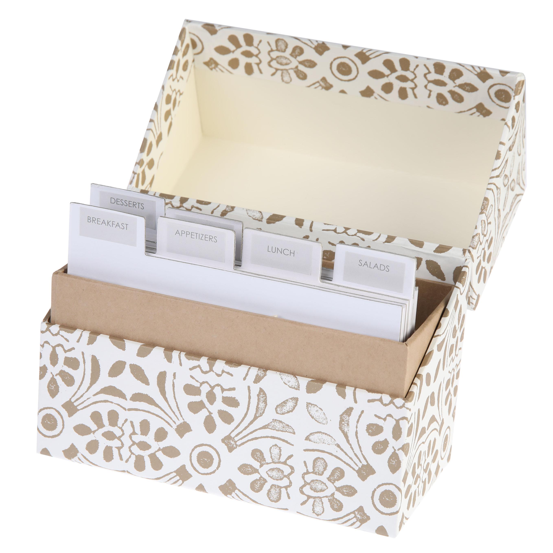 Block Print Box